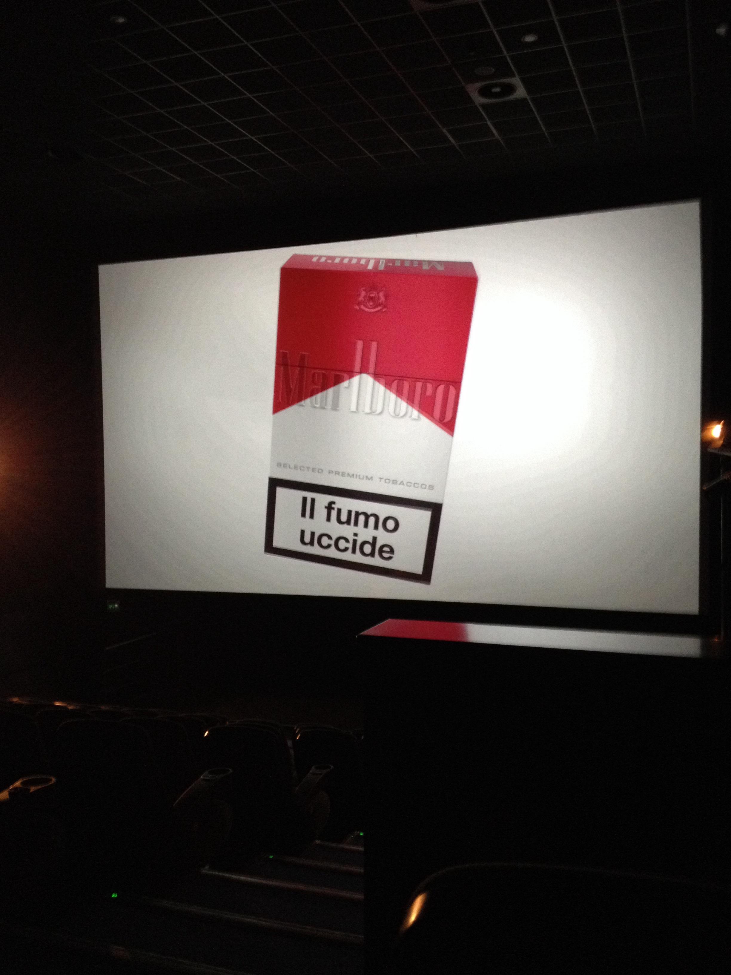 Presentazione Marlboro 2014