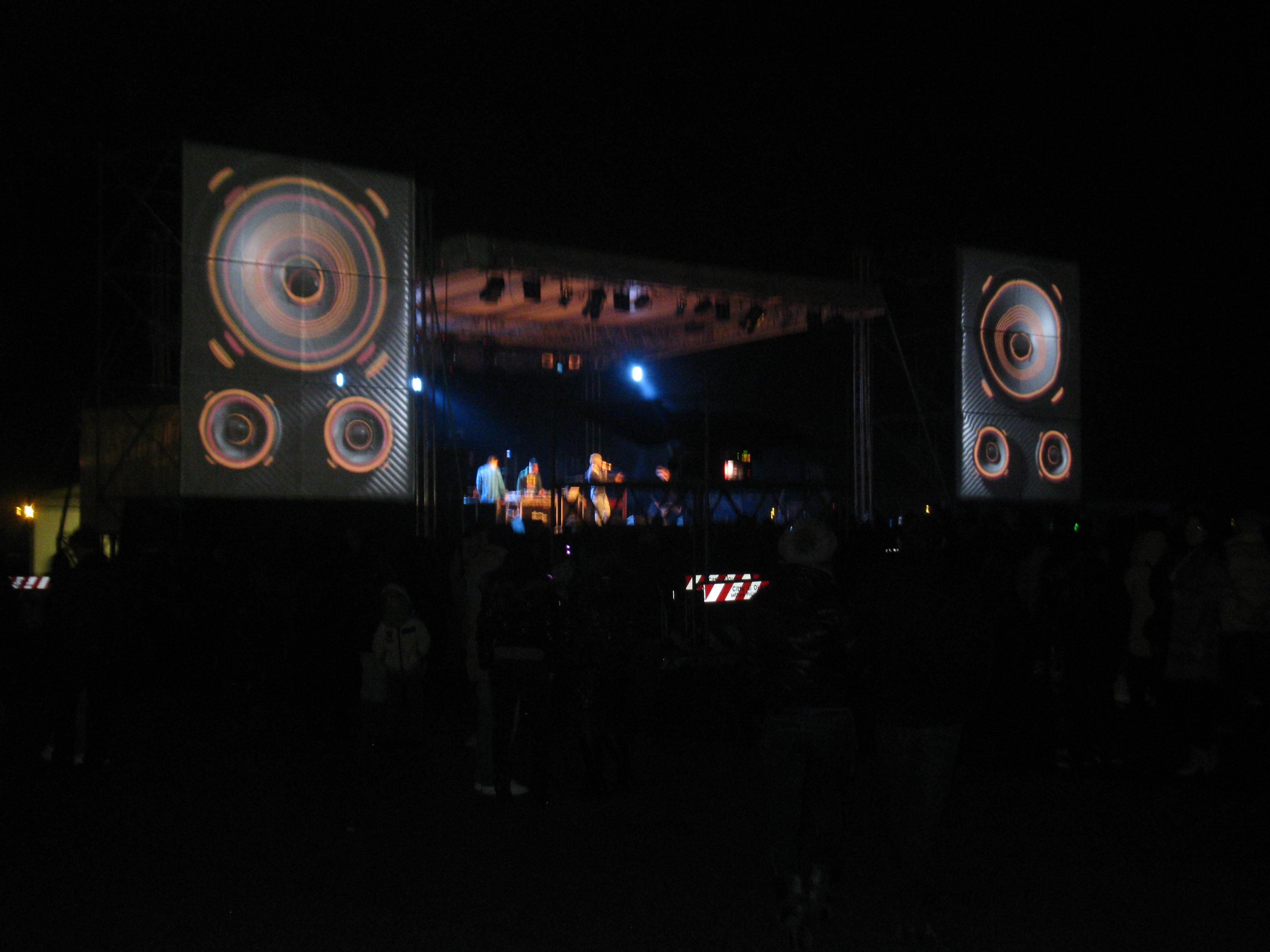 Capodanno Olbia J-AX 2012
