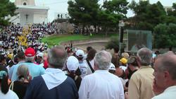 Papa in Sardegna 2008