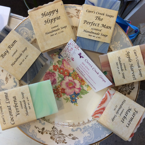 Carr's Creek Soaps