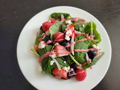 Mixed Berry Salad w Rasp Viniagrette .jp