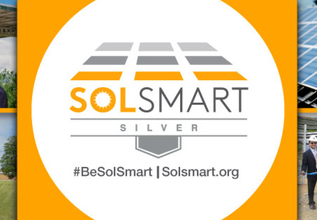 Morris Designated as a SolSmart Silver City!