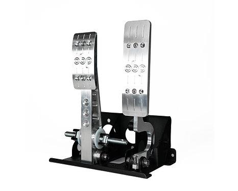 Pro-EV V2 Floor Mounted Bulkhead Fit 2 Pedal System (Accelerator & Brake)