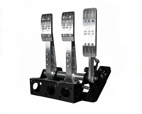 Track-Pro V2 Floor Mounted 3 Pedal System