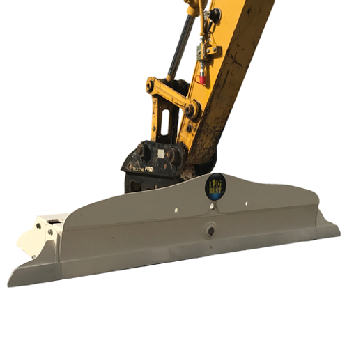 3DX EXCAVATOR MOUNTING PLATE