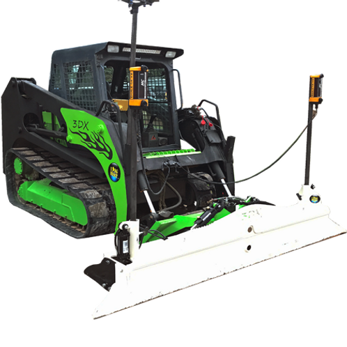 3DX WITH SKID STEER MOUNT