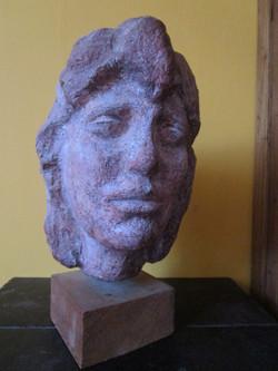 Portret jonge vrouw