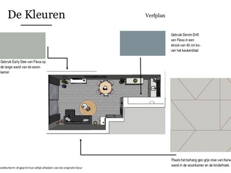 Stijlplan woonhuis Eindhoven - Modern Scandinavisch