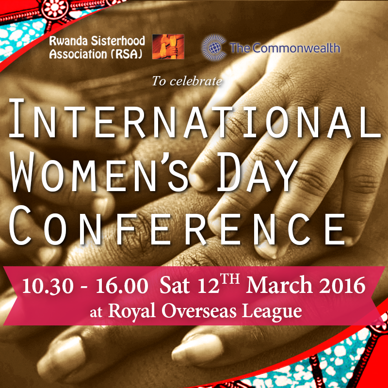 International Women's Day Conference 2016