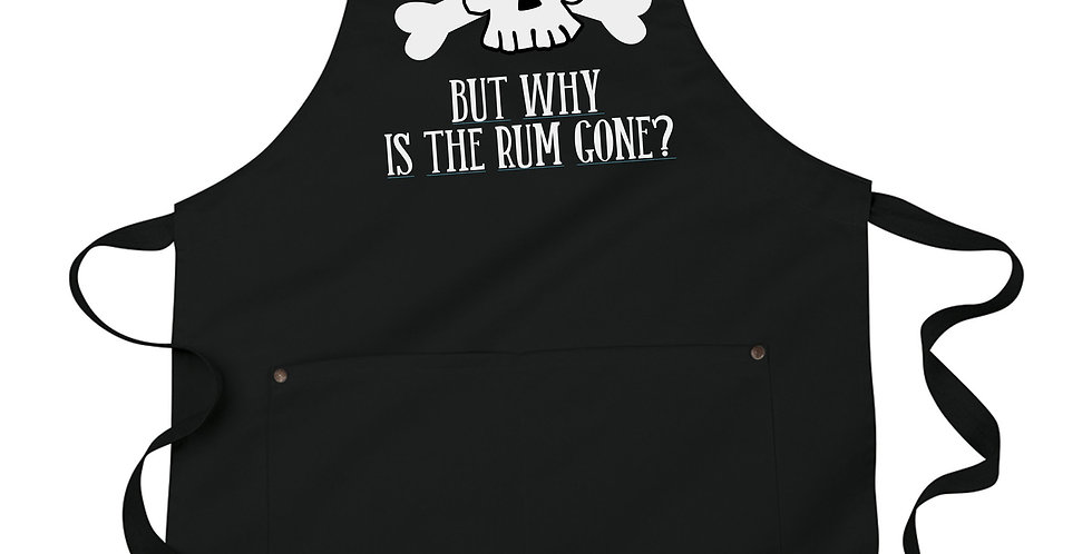 But why is the rum gone? apron - Pirates of the Caribbean - movie quotes - ma...