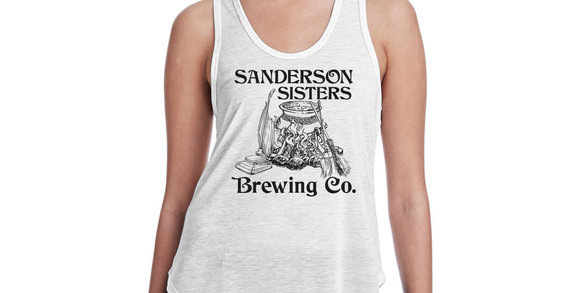 Hocus Pocus - Sanderson Sisters Brewing Co - tank top - machine washable - ec...