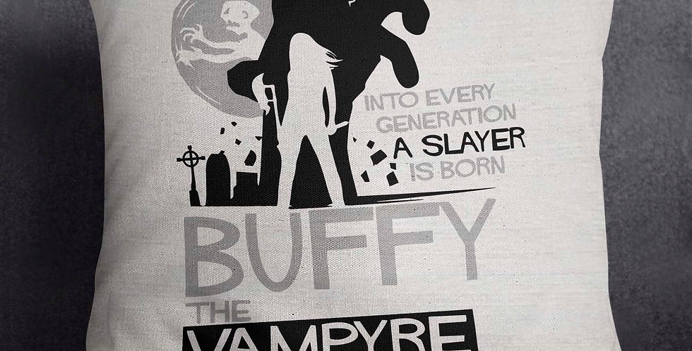 Buffy the Vampire Slayer pillow cover