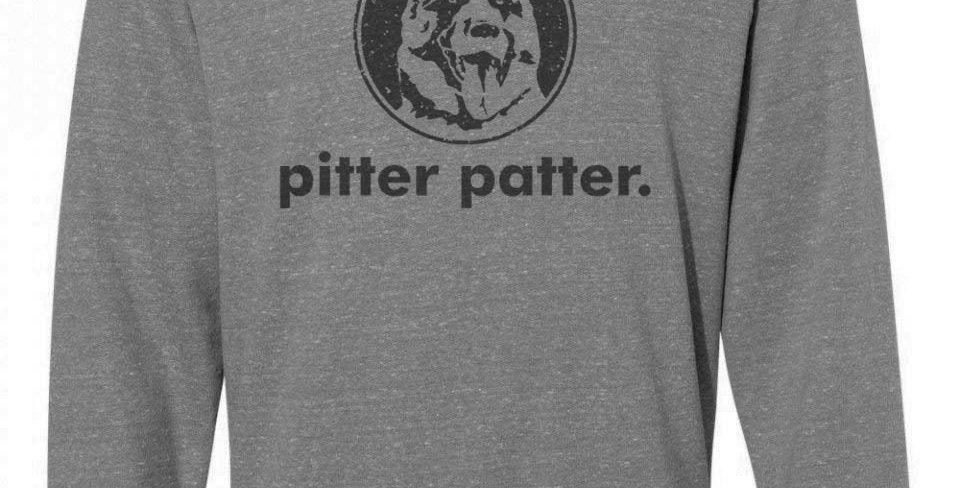 Letterkenny Pitter patter sweatshirt - unisex sizing - machine washable - eco...
