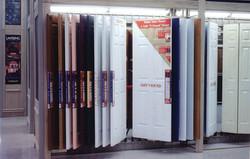 door display showroom display