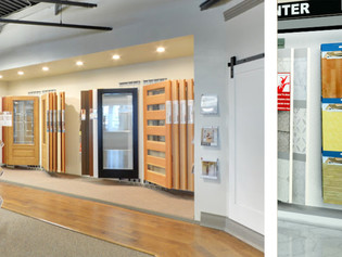 How to Design a Building Products Showroom that sells