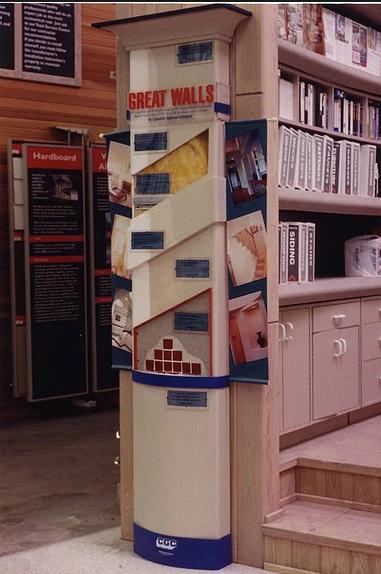 cgc custom retail display
