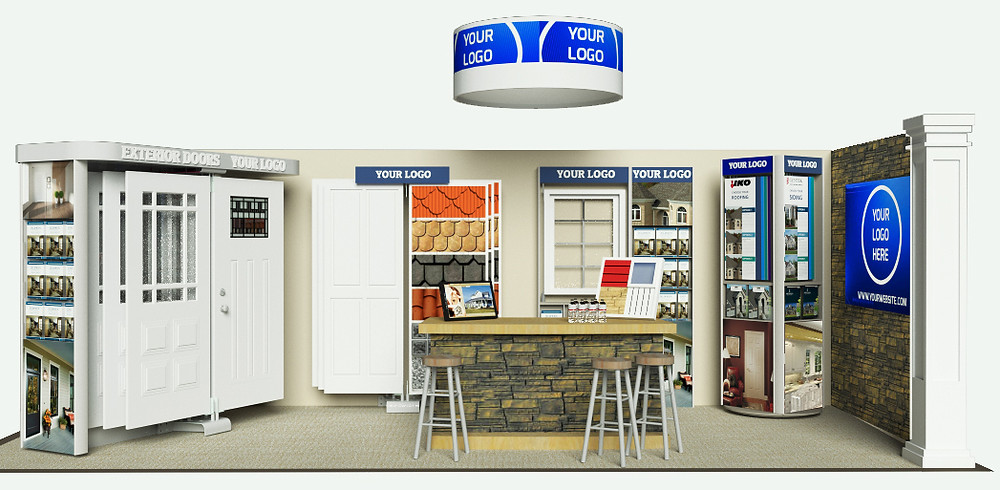trade show displays booth concept inspiration display for building shows