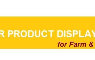 Modular Product Display System