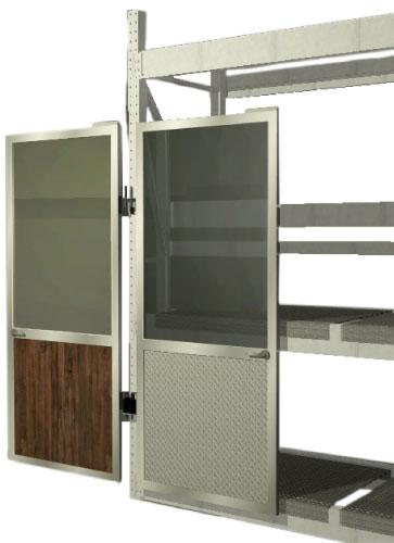 QuikMount2 door display
