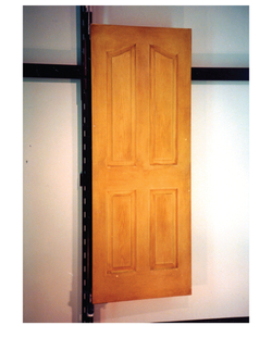 1wing panel door display