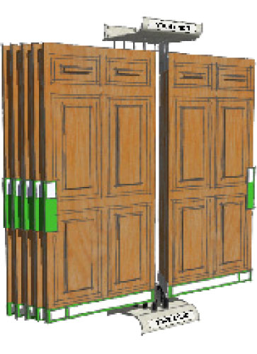 door displays exterior doors