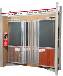 trade show displays door display