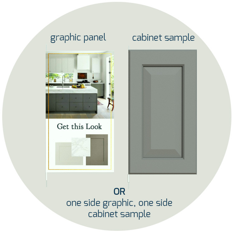 cabinet fixtures for samples