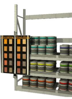paint display