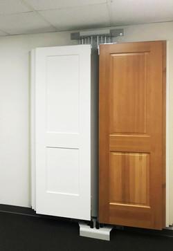 door displays for 10 door panels
