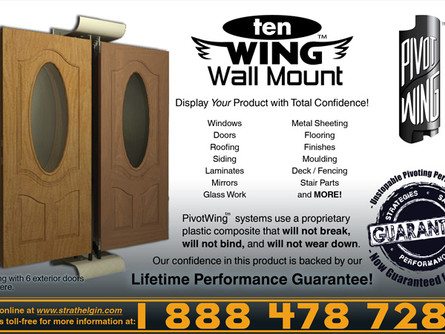 10Wing WallMount -- Redesigned!