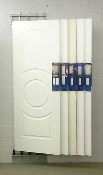 WallMount door display