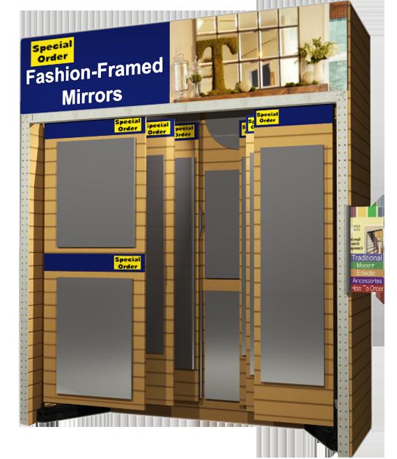 merchandising displays