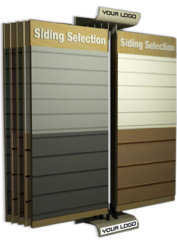 siding display