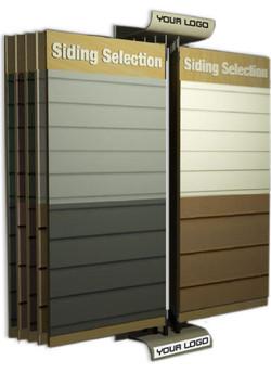 siding display