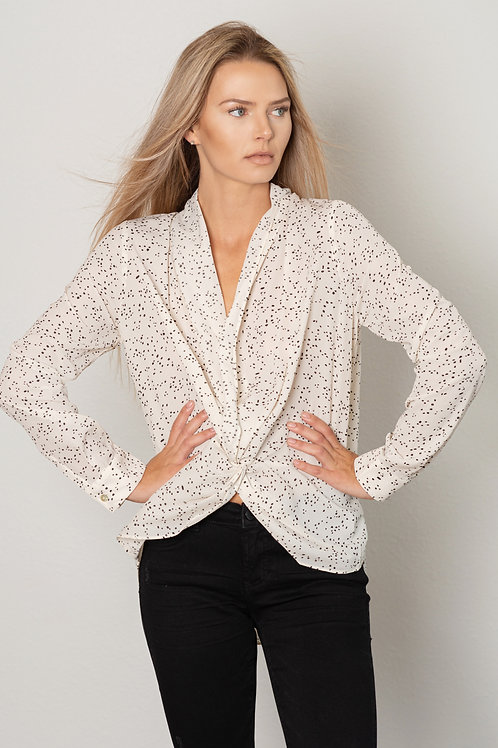 The Michaela Blouse