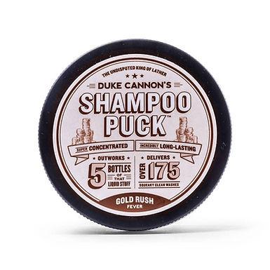 Duke and Cannon Shampoo Pucks