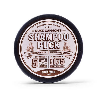 Duke and Cannon Shampoo Pucks