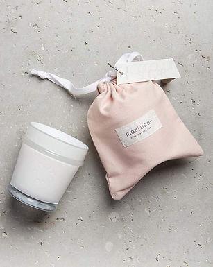 Coconut Sugar Sandbag Candle