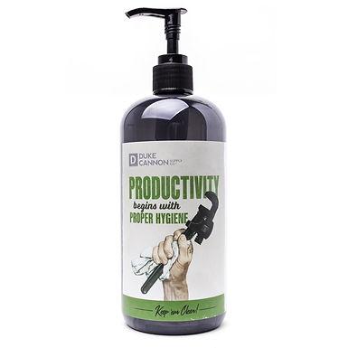 Liquid Hand Soap - Productivity