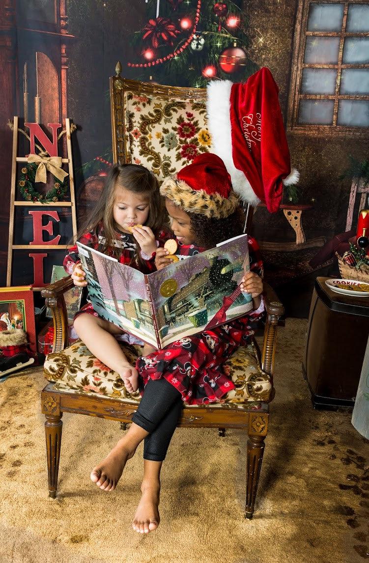 Christmas Studio Mini Session - No Santa