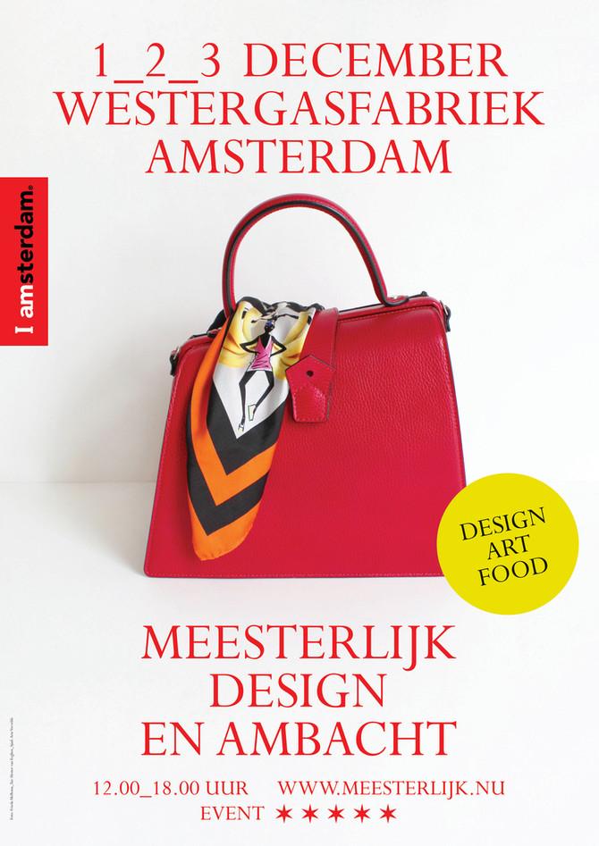 MEESTERLIJK AMSTERDAM                               FELT FOR ARCHITECTURE STAND 91