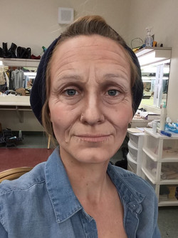 Old-age Makeup