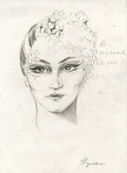 Myrtha- Queen of the Willis