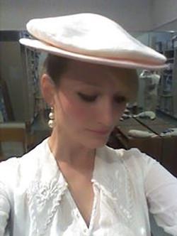 Cloth ancake hat