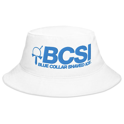 Represent Bucket Hat (Blue)