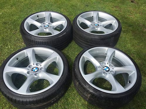 BMW 335i Turbo Alloys 19 inch