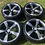 """Thumbnail: Audi A1 S line 18 inch TTRS Rotors Style Black Edition 18 Inch Alloys 18"""" 5x100"""