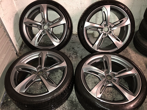 """20"""" Audi Blades RS7 Style 5x112"""