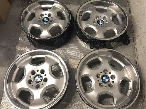 Genuine BMW M Contours