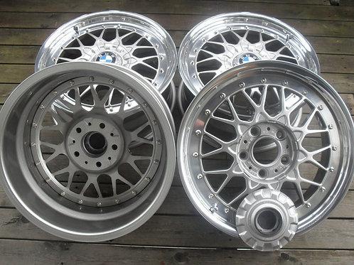 BMW Factory 17 BBS #29 RC041 RC042 STAGGERED OEM Wheels E36 M3 Z3 E46 Z4 E90 MZ
